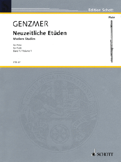 Modern Studies for Flute – Volume 1