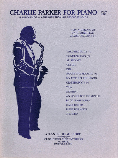 Charlie Parker for Piano Book 1