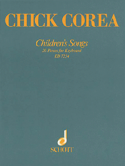 Chick Corea Children's Songs