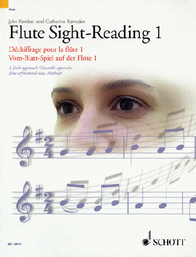 Flute Sight-Reading Volume 1