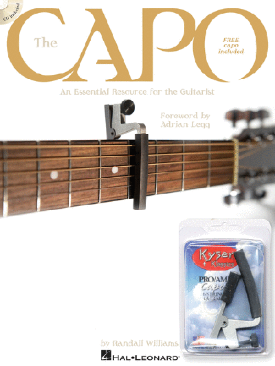The Capo: An Essential Resource for the Guitarist with Capo