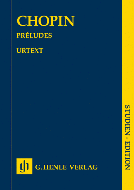 Chopin Préludes – Revised Edition