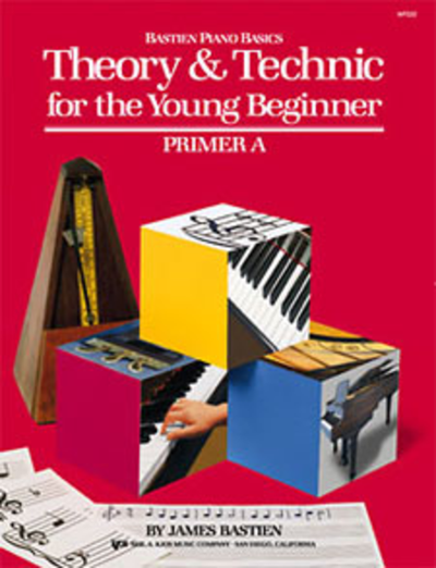 Bastien Piano Basics - Theory & Technic for the Young Beginner Primer A