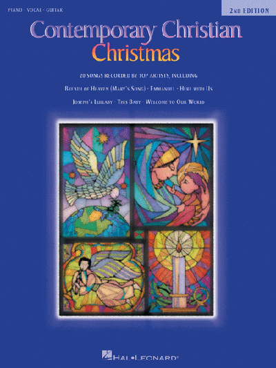 Contemporary Christian Christmas – 2nd Edition