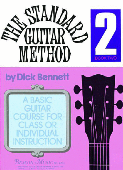 The Standard Guitar Method Book 2