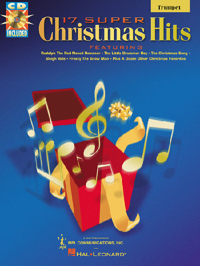 17 Super Christmas Hits For Trumpet with CD