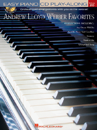 Andrew Lloyd Webber Favorites with CD