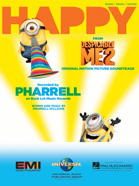 Happy - Despicable Me