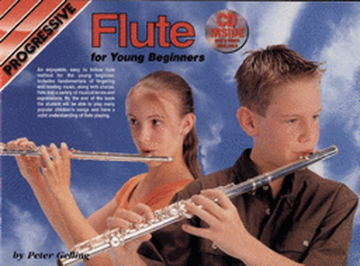 Flute For Young Beginners/CD
