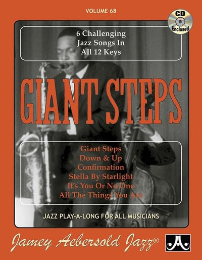 Jamey Aebersold Jazz, Volume 68: Giant Steps