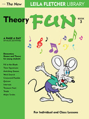 Theory Fun/Fletcher BK3