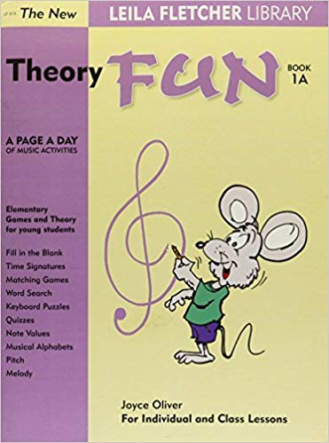 Theory Fun/Fletcher 1A