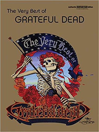 The Very Best of Grateful Dead TAB