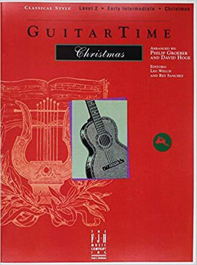 GuitarTime Christmas Classical Lev.2