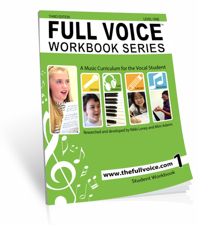 Full Voice Workbook Level 1 3rd Ed