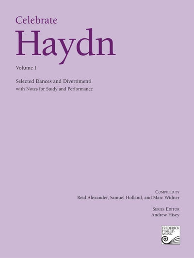 Celebrate Haydn - Volume 1