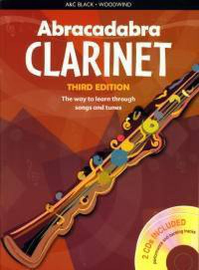 Abracadabra Clarinet Book and CD