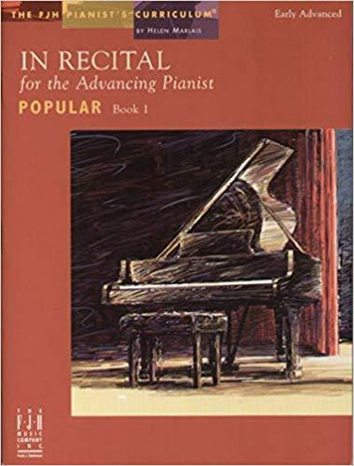 In Recital for the Advancin Pianist Popular 1