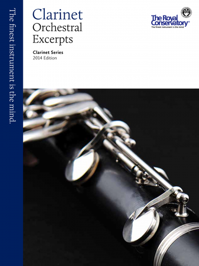Clarinet Orchestral Excerpts