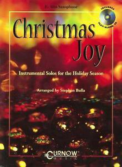 Christmas Joy - Alto Sax