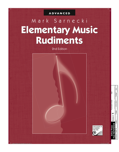 Elementary Music Rudiments 2nd Edition Advanced