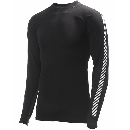 Helly Hansen mens Dry Base Layer Long Sleeve top