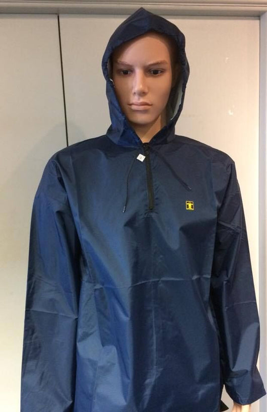 Guy Cotten Navy Smock Barkie