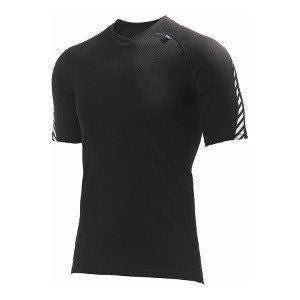 Helly Hansen mens Dry Base Layer Short Sleeve top