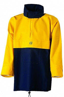 Guy Cotten Yellow/Navy Peche Smock