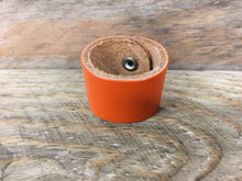 The Woggle Makers Scout Woggle 35p Leather Biodegradable Scout Woggle -100% Genuine Leather Woggle