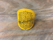 The WoggleMakers CS Leathercraft Hufflepuff Leather Scout Woggles - Harry Potter House Woggles/Hufflepuff/Gryffindor/Slytherin/Ravenclaw/Hogwarts - £2.50 FREE P&P