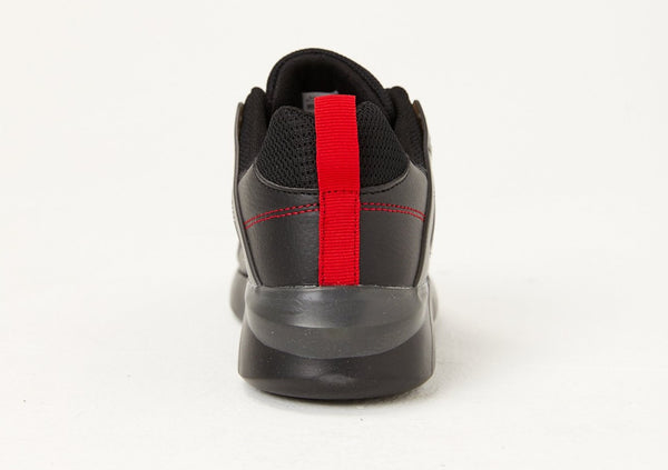 UTILITY JNR Trainers - Black/Red