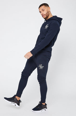 PLAZA Signature Tracksuit -  Navy