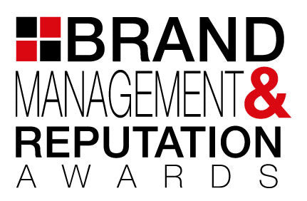 Brand Management and Reputation Awards - Full page advert in awards programme