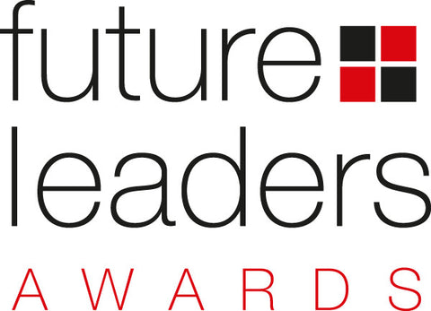 Future Leaders Awards - Full page advert in the awards programme