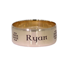 celtic-script-engraved-gold-ring