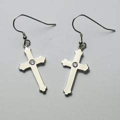 cross-dangle-earrings