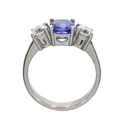 cushion-cut-sapphire-diamond-engagement-ring