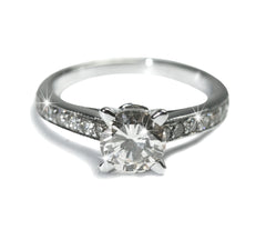 diamond-surround-engagement-ring