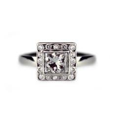 square-set-diamond-engagement-ring