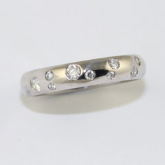 white-scatter-diamond-ring