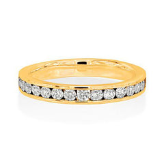 yellow-gold-diamond-band