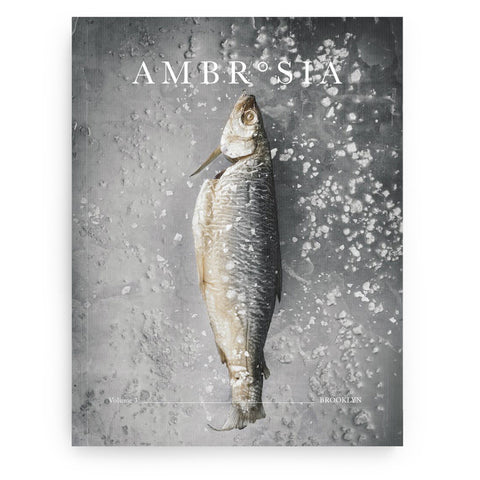 Ambrosia - Food Magazine - Vol. 3 : Brooklyn