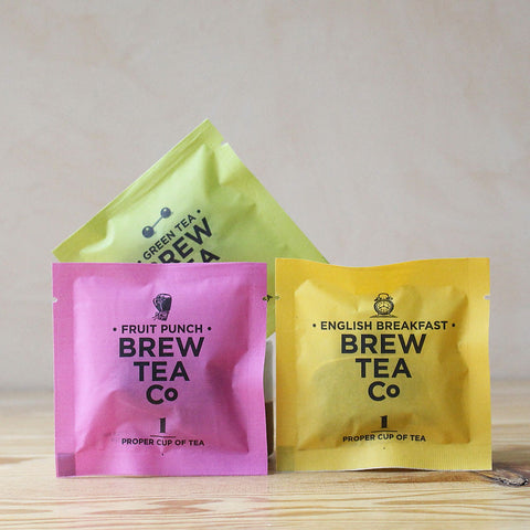Sachet Brew Tea Co.