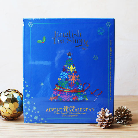 Calendrier de l'Avent English Tea Shop