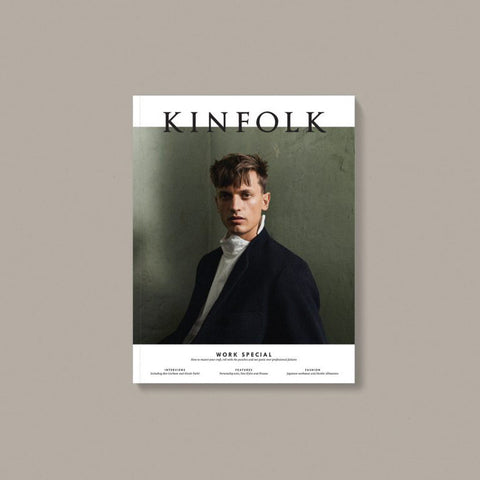 Kinfolk Vol 22 - The Work Special