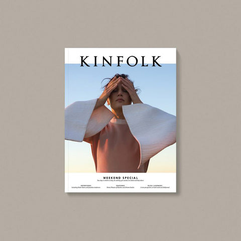 Kinfolk Vol 23 - Weekend Special