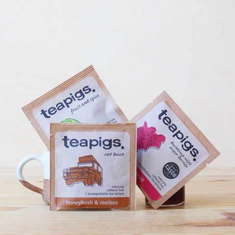 Sachet Teapigs - Fruits et épices