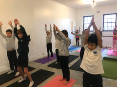 Yoga at Growing Minds
