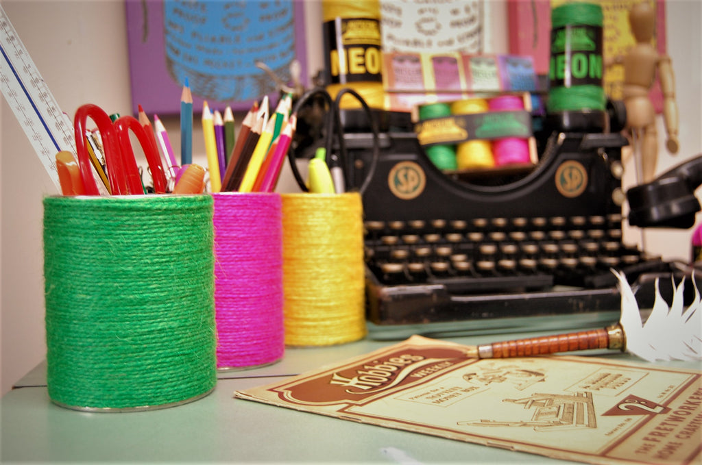 Twine Lovers: Check out these top 5 Craft Projects for 2018!